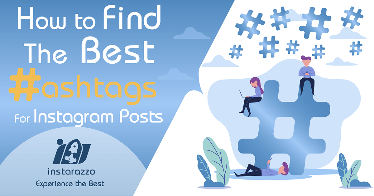 find the best hashtags for Instagram posts